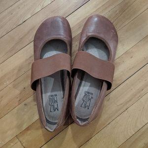 Miz Mooz Genuine Leather Flats